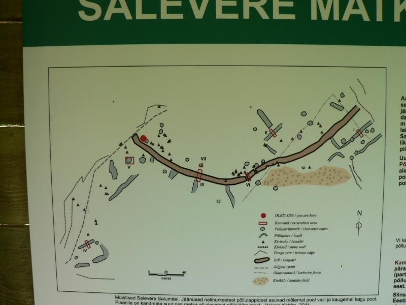 Salevere Matkarada